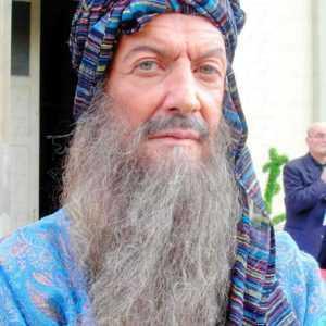 Baffi e barba lunga