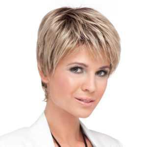 parrucca corta taglio professionale