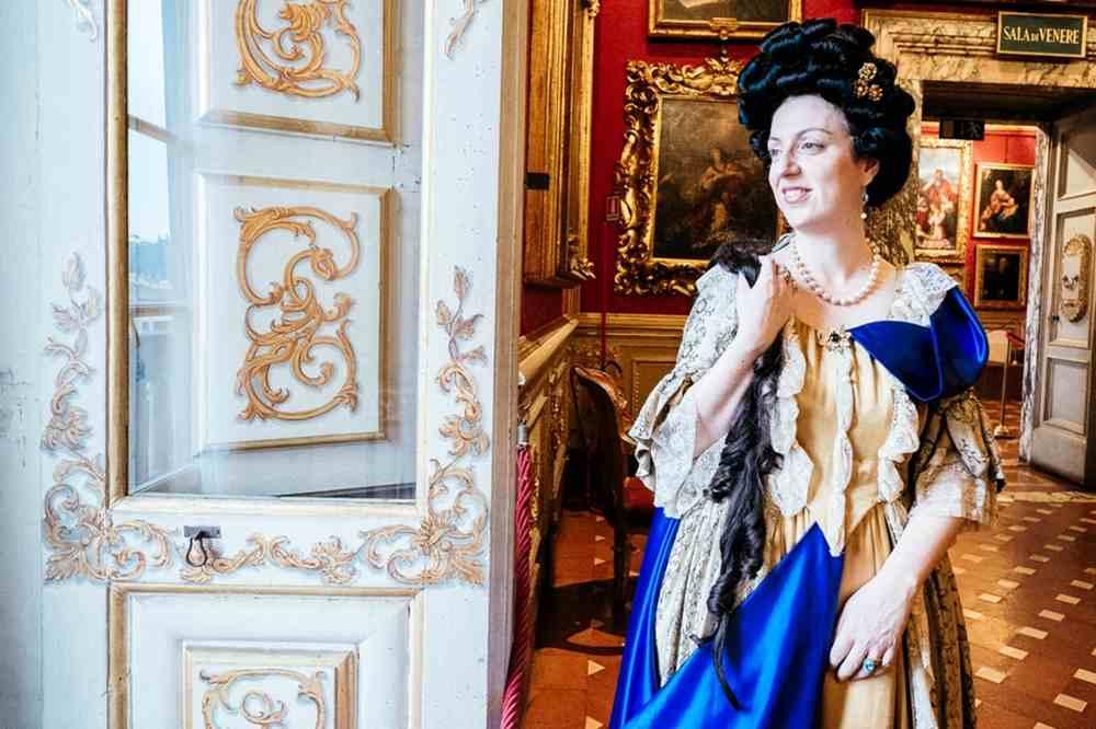Elettrice Palatina: Domenica 18 Febbraio incontro con Anna Maria Luisa de Medici