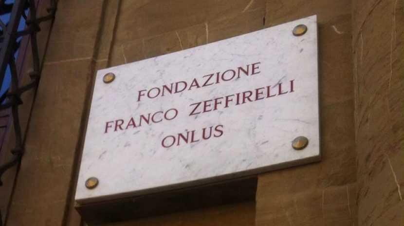 Targa Fondazione Zeffirelli