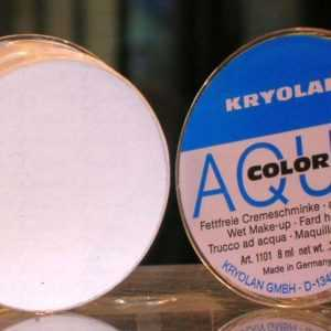 Aquacolor Bianco 070 da 8 ml art 1101