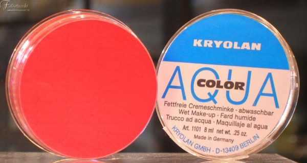 immagine Aquacolor Kryolan nero 071 art. 1101