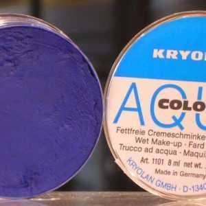 Aquacolor Blue 545 da 8 ml art 1101