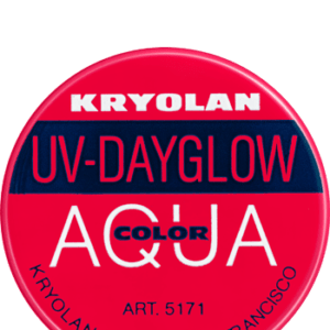 Aquacolor UV Dayglow Pink 8 ml art 5171
