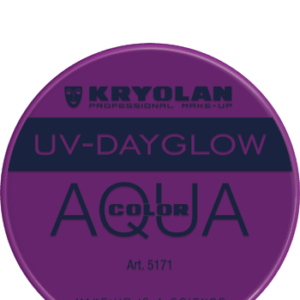 Aquacolor UV Dayglow Violet 8 ml art 5171