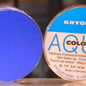 Aquacolor Azzurro 510 da 8 ml art 1101