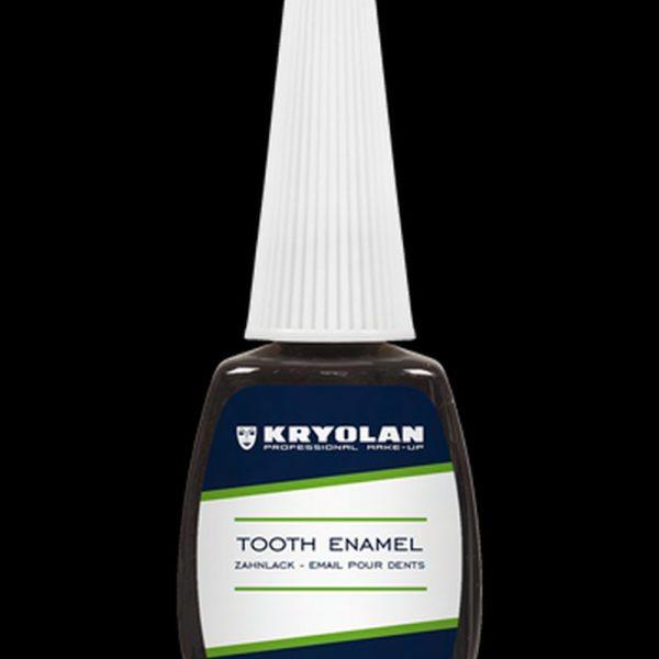 Smalto da denti color nero Kryolan art 1220