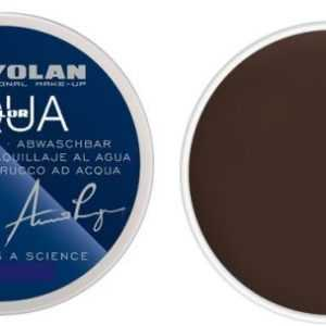 Aquacolor Kryolan marrone 101 art. 1101