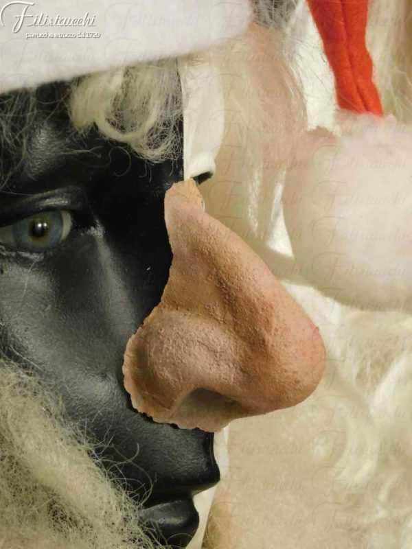 La foto mostra un Naso da Babbo Filistrucchi Natale art NSL003