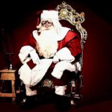 Natale a Montepulciano, con un nostro Babbo Natale