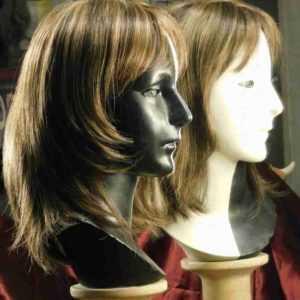 Parrucca sintetica Michelle col 4-16F