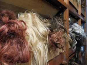 Parrucche foto di insieme dal nostro magazzino