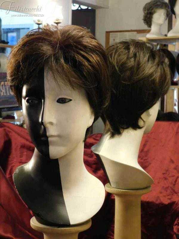 Foto di parrucca sintetica IMPERIAL-MONO colore 4-6