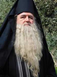 Barba e baffi da Gran Sacerdote realizzate a mano in capello naturale