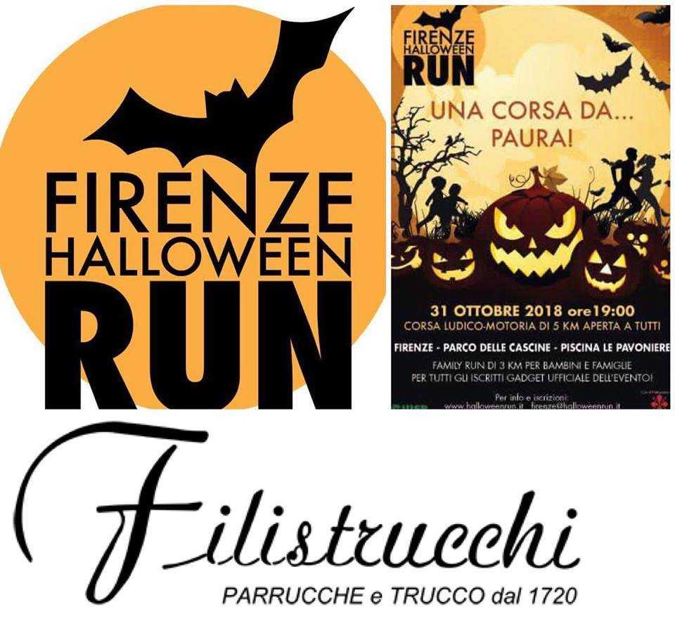 Firenze Halloween Run 2018