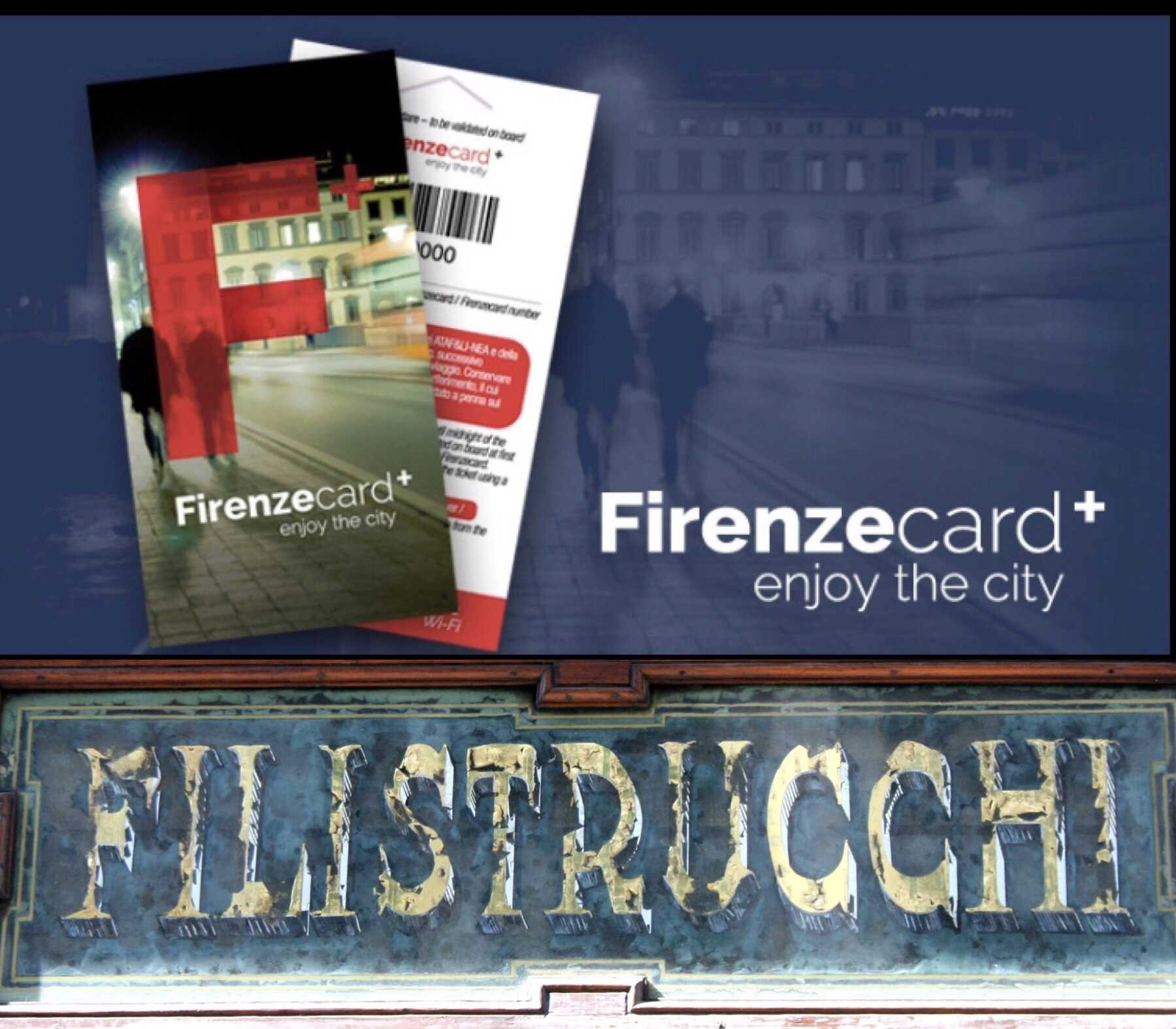Filistrucchi su Firenze Card Plus