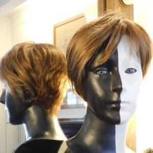 Parrucca sintetica colore 13