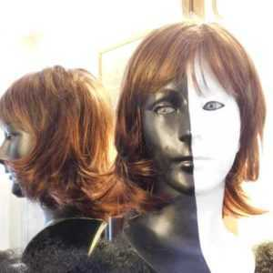 Parrucca capello sintetico Casablanca colore 637