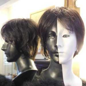 Parrucca sintetica COSMO C HAIR B colore 2