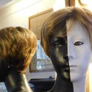 Parrucca sintetica LUCINDA M L colore 27-234+8