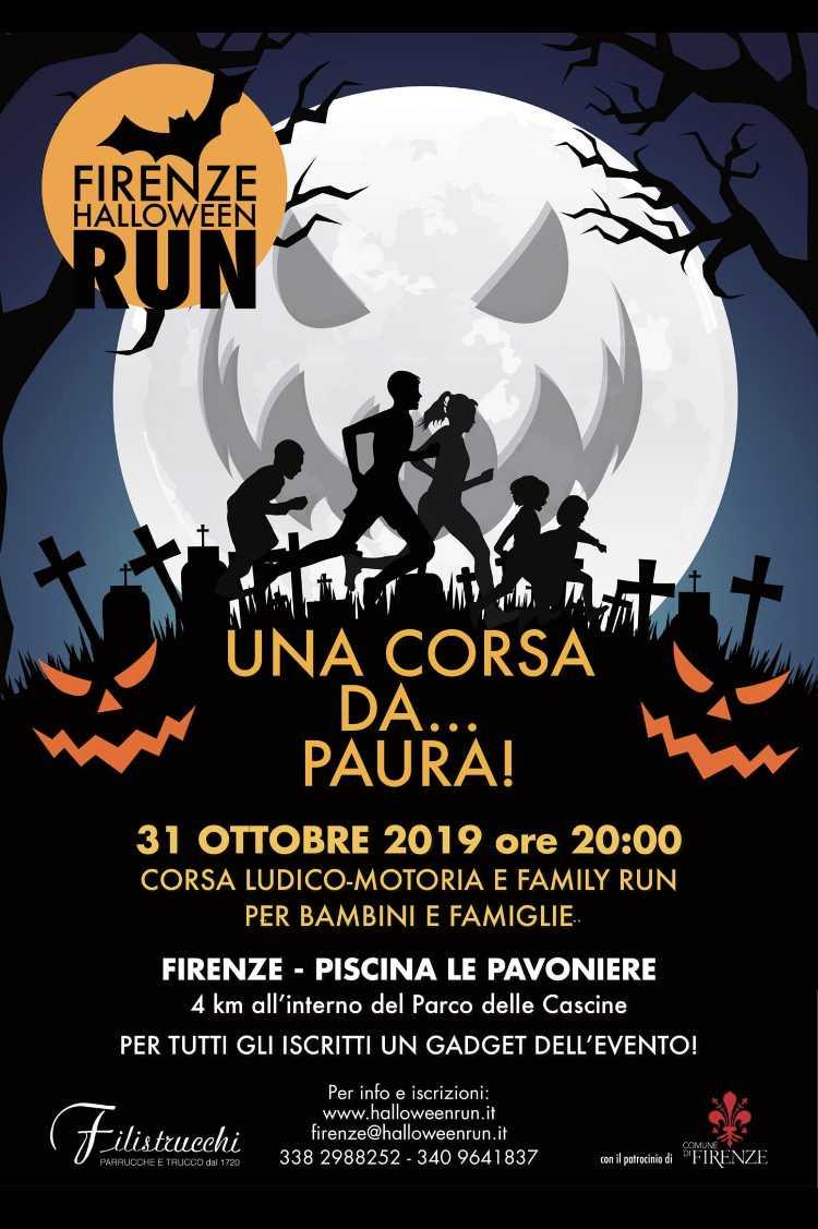 Firenze Halloween Run 2019