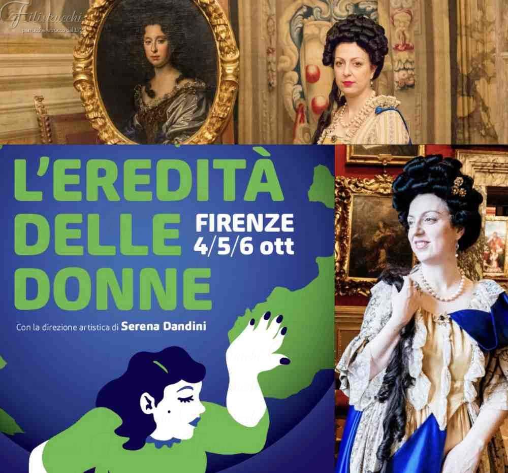 L'eredita' delle Donne: Incontro con l'Elettrice Palatina: Domenica 6 Ottobre