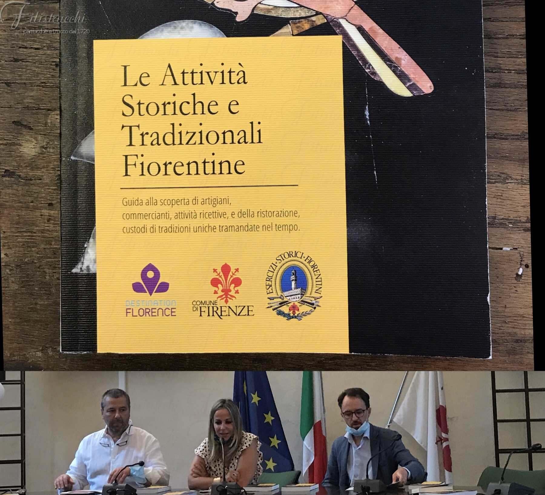 La Guida alla scoperta delle Attività Storiche Tradizionali Fiorentine